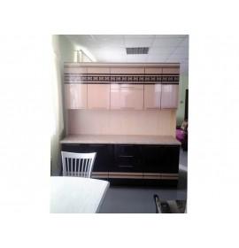 Кухня из панелей Альбико Орнамент