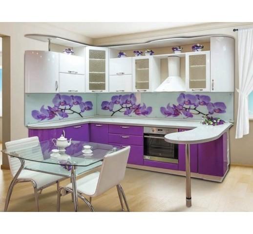Кухня из МДФ Виола